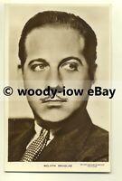 b1932 - Film Actor - Melvyn Douglas - postcard