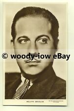 b1932 - Film Actor - Melvyn Douglas - postcard