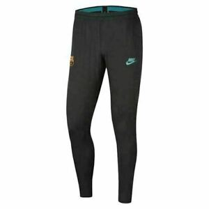 Nike 19/20 Vaporknit FC Barcelona Strike Mens Pants AO4866 070 Size XS - S