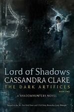 Lord of Shadows: Book 2 of The Dark Artifices-Cassandra Clare