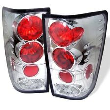 Spyder 5007032 Euro Style Tail Lights Black For 2004-2015 Nissan Titan 2pc NEW