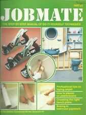 JOBMATE 20 DIY - LAYING CARPET, PLASTERING, PLANES etc