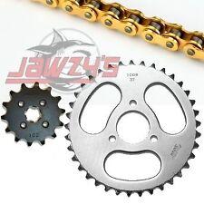 SunStar 420 MXR Chain 14-37 T Sprocket Kit 43-1149 For Honda NSR50 Z50R