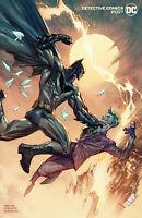 Detective Comics (2016) DC - #1027, Marc Silvestri Batman & Joker Variant, NM