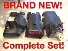 2003-06 Silverado SS Escalade Yukon Denali Vortec MAX Engine Cover Set 6.0 5.3