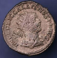 Roman Coin, Gallienus, Antoninianus Rome Valerian and Gallienus, 3.37g  *[14302]