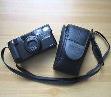 YASHICA Zoomtec Kompakt Kamera Automatic Focus Fotoapparat f=38-80mm + Tasche