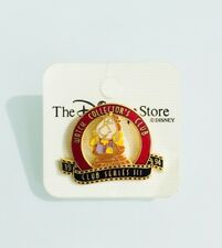 Disney Store Ds 1994 Watch Collector's Club Iii Beauty & The Beast Cogsworth Pin