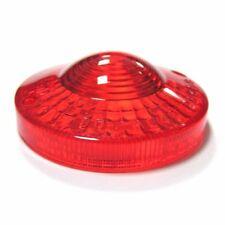 RED Rear Turn Signal Light Lens For Yamaha XT500 DT 250 100 125 175 400 RD XS650