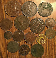 LOT OF 15 FOREING COIN LOT OF 15 COINS