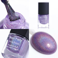 Born Pretty holographisch holo Nagellack Glitzer Holographic Nagel Polierung 9#