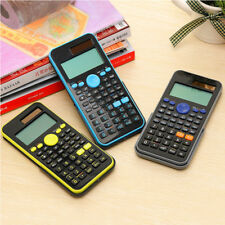 Brand New Deli D82ES Calculator 252 Special Function Memory Students Study Tool