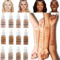 PHOERA Soft Matte Long Wear Foundation Liquid Face Makeup Coverage Foundation
