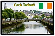 CORK, IRELAND - SOUVENIR NOVELTY FRIDGE MAGNET - BRAND NEW - GIFT