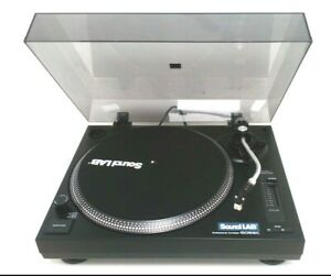 Sound Lab Turntable G056C Professional Record Player