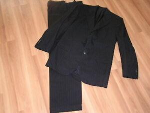KITON Tincati Anzug 100% Lana Super 150`S!!