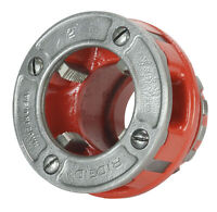 """Reconditioned RIDGID® 37415 Old Style Die Head 2"""" with Steel Dragon Tools® Dies"""