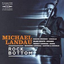 MICHAEL LANDAU - ROCK BOTTOM   CD NEU