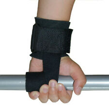 NEW POWER WEIGHT LIFTING TRAINING WRIST SUPPORT WRAPS GYM BANDAGE STRAPS --CHEAP