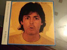 McCartney - McCartney 2011 with bonus disc - 2 CD total remaster