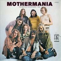 FRANK ZAPPA/THE MOTHERS OF INVENTION - MOTHERMANIA NEW CD