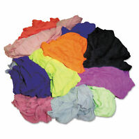 Hospital Specialty Polo T-Shirt Rags Assorted Colors 10 Pounds/Bag 24510