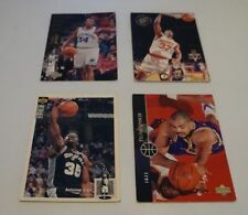 Lot Modern (1970-Now) 1994-95 Basketball Trading Cards
