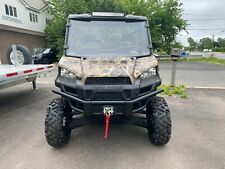 CAMO BROWNING EDIT. COLOR POLARIS RANGER XP900, EPS, WINCH, BRAND NEW TIRES,