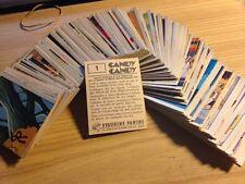 evado mancoliste figurine CANDY CANDY € 0,80  Panini 1979 lista aggiornata