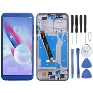 BLUE LCD Panel Screen Digitizer Full Frame Complete For Huawei Honor 9 Lite