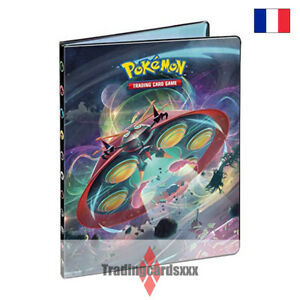Pokémon - Portfolio 9 Pochettes A4 / 254 cartes: EB04 Voltage Éclatant