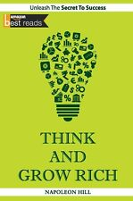 Think and Grow Rich Paperback – 1 Jan 2014 By Napolean Hill