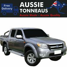 Suits Ford PJ-PK Ranger XLT Dual Cab (2007 to OCT 2011) Ute Bunji Tonneau Cover