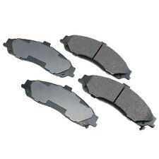 FRONT BRAKE PADS for CADILLAC CHEVROLET PONTIAC XLR CORVETTE GTO Premium Brakes