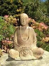 """Japanese Style Meditating Buddha ~8.5"""" High"""
