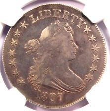 1807 Draped Bust Half Dollar 50C O-101 R5 - NGC VF Details - Rarity-5 Variety!