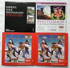 Migliorare la tua fotografia + Photoshop per i fotografi CD + Click photopoint CD