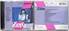 RENATO ZERO I GRANDI SUCCESSI 1 CD 1992