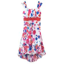 Girls Floral Hi-Low Dress - Size 12 NWT Girls Speechless