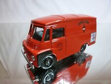 LLEDO DAYS GONE MODEL 1959 MORRIS LD150 VAN - ROYAL MAIL - RED L8.5cm - GOOD