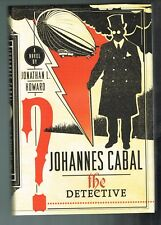 Johannes Cabal The Detective by Jonathan L. Howard ( 2010, Hardcover 1st Pr.)