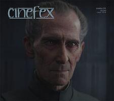 CINEFEX #151: ROGUE ONE Star Wars WESTWORLD Monster Calls PASSENGERS Virtual FX