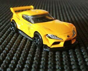 Hot Wheels Unspun Toyota GR Supra GReddy Gazoo Racing RZ J29 unrivet hunt rlc gt