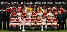 HEARTS FOOTBALL TEAM PHOTO 1980-81 SEASON