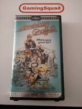American Graffiti VHS Video NTSC, Supplied by Gaming Squad