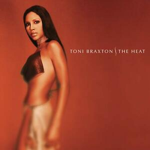 TONI BRAXTON - THE HEAT / CD ALBUM / COMME NEUF