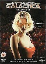 Battlestar Galactica - Series 1 - Complete (DVD, 2010, 4-Disc Set) BS003