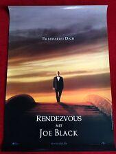 Rendezvous mit Joe Black Kinoplakat Filmplakat A1 Poster Brad Pitt