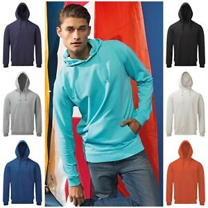 Nicetage Men/'s Tops Casual Pullover Hoodie Pleated Raglan Long Sleeve Hooded T-Shirt Slim Fit Sweatshirt