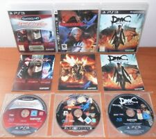 Devil May Cry Colección (1,2,3 Classics HD Collection, 4 ,DmC) PlayStation, PS3